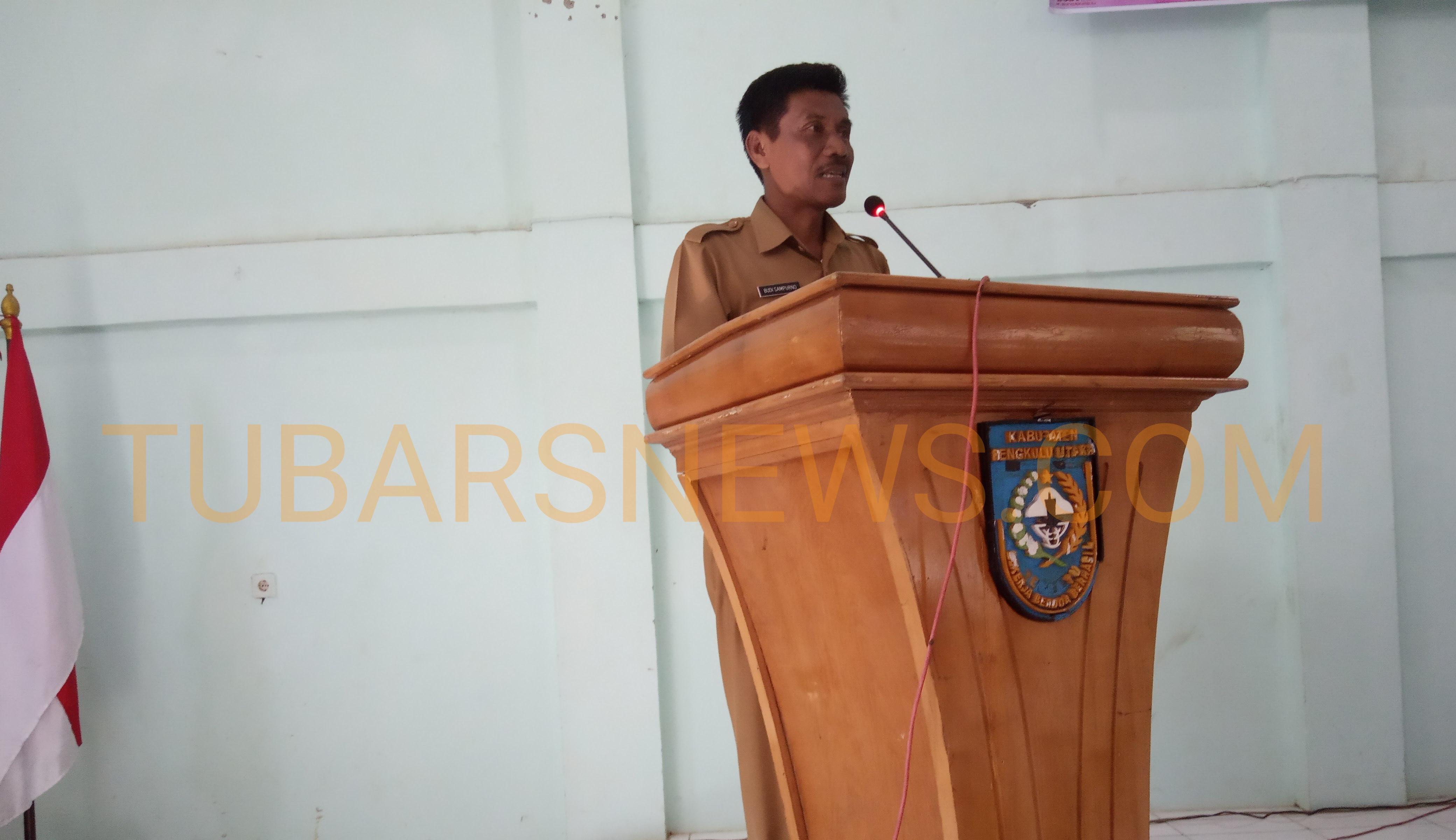 DPMD Bengkulu Utara gelar Rakor Inovasi Desa