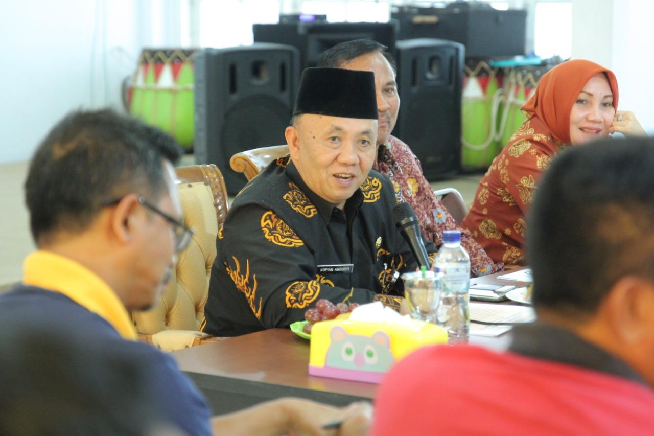 Pemprov Bengkulu mencari langkah perbaikan  dermaga pulau Enggano