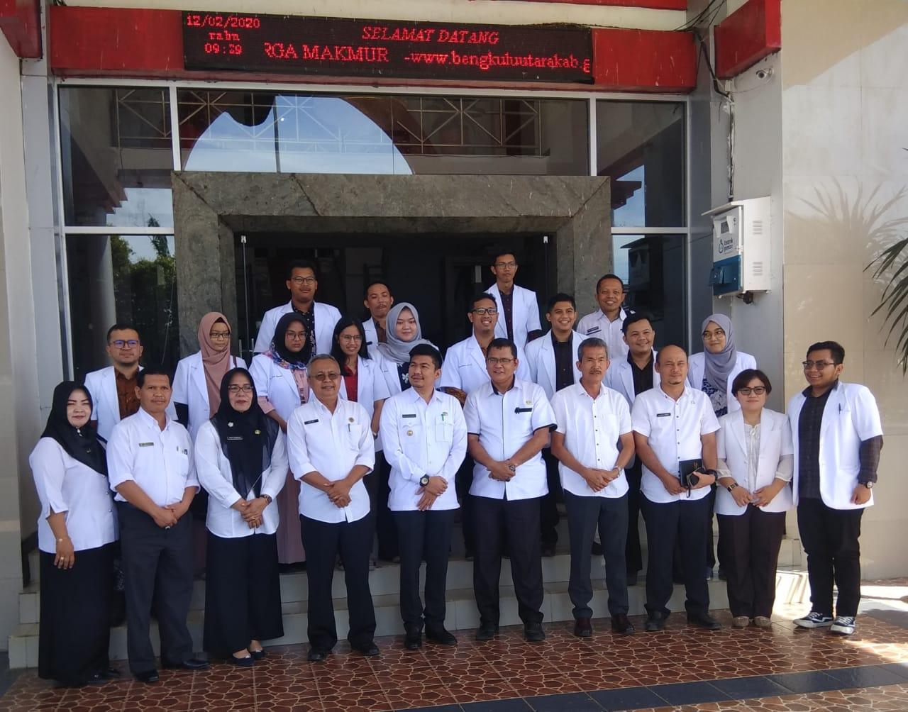 Tingkatkan pelayanan kesehatan,Pemkab BU datangkan 14 dokter Umum