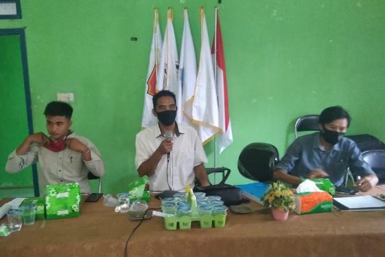 Desa Selolong Adakan Musyawarah Perubahan APBDes 2020