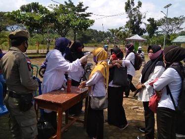 710 Peserta GBD Kabupaten Bengkulu Utara Lakukan Tes Kompetensi Dasar