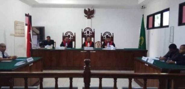 Hakim Gugurkan Gugatan Kontraktor Proyek Sengkuang Lantaran Tidak Terbukti