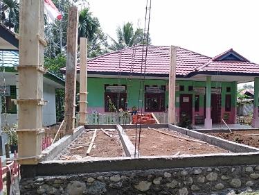 Diduga Banyaknya Kejanggalan Terhadap Pembangunan DD Banyumas Baru, Inspektorat Segera Pulbaket