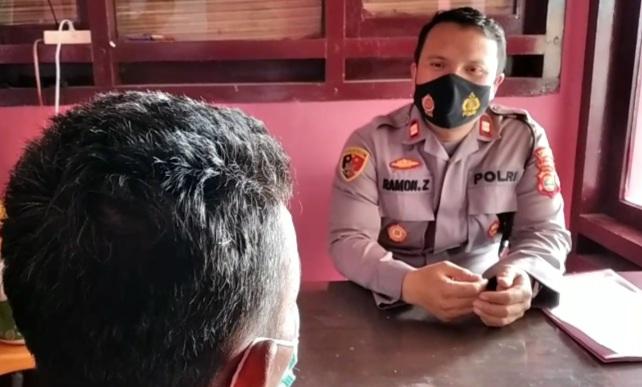 Polsek Pulau Panggung Selidiki Laporan Dugaan Perzinahan PR dan ES