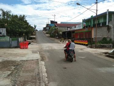 Kerja Nyata Mian, 8 Titik Kerusakan Jalan Kota Arga Makmur Tuntas Diperbaiki